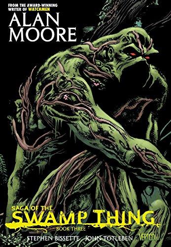 Saga of the Swamp Thing Book Three.