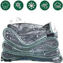 Waterdicht Tarpaulin, Tent transparant zeildoek van Covering beschermingszeil,4mX5m