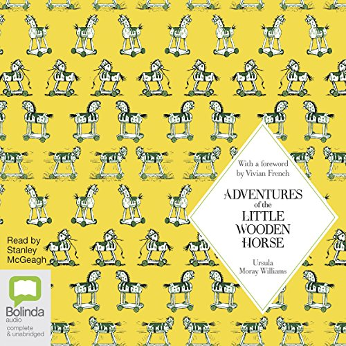 Adventures of the Little Wooden Horse audiobook cover art