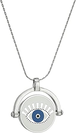 Alex and Ani - Charity By Design Meditating Eye Color Infusion EN Necklace