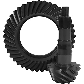 YG F8.8R-373R High Performance Ring and Pinion Gear Set for Ford 8.8 Reverse Rotation Differential Yukon Gear Yukon