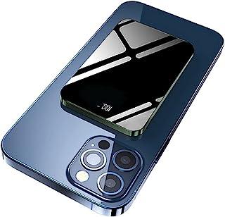TWDYC 15 W magnetisk trådlös powerbank för powerbank laddare för iPhone12 12 pro max mini snabbladdande magnet externt bat...