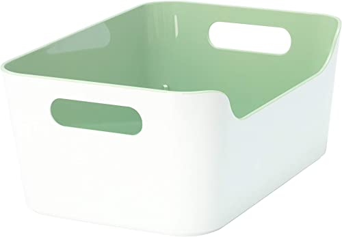 Ikea VARIERA Box Light Green 24x17 cm 9 x6