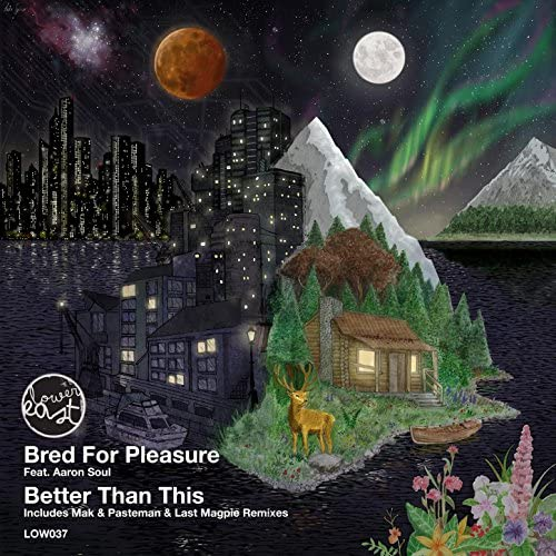 Bred For Pleasure feat. Aaron Soul