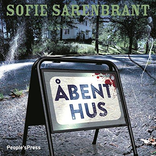 Åbent hus [Open House] audiobook cover art