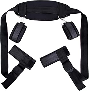 YIY Lashing Strap Set for Activities in Bed Very Pasional
