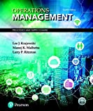 Operations Management: Processes and Supply Chains (12th Edition) (What's New in...
