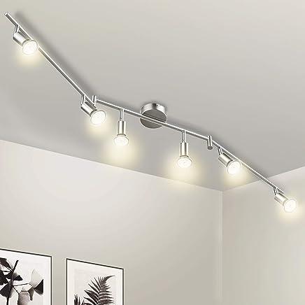 Illuminazione A Soffitto.Amazon It Faretti Da Soffitto Illuminazione