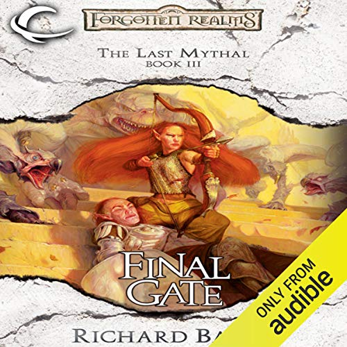 Final Gate audiobook cover art