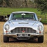 Aston Martin Calendar - Calendars 2020-2021 - Car Calendar - 16 Month Premium Car Calendar