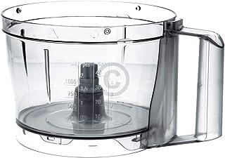 COPERCHIO BOSCH 00085750 BIANCO PER MIXER CONTENITORE ROBOT DA CUCINA MUM...