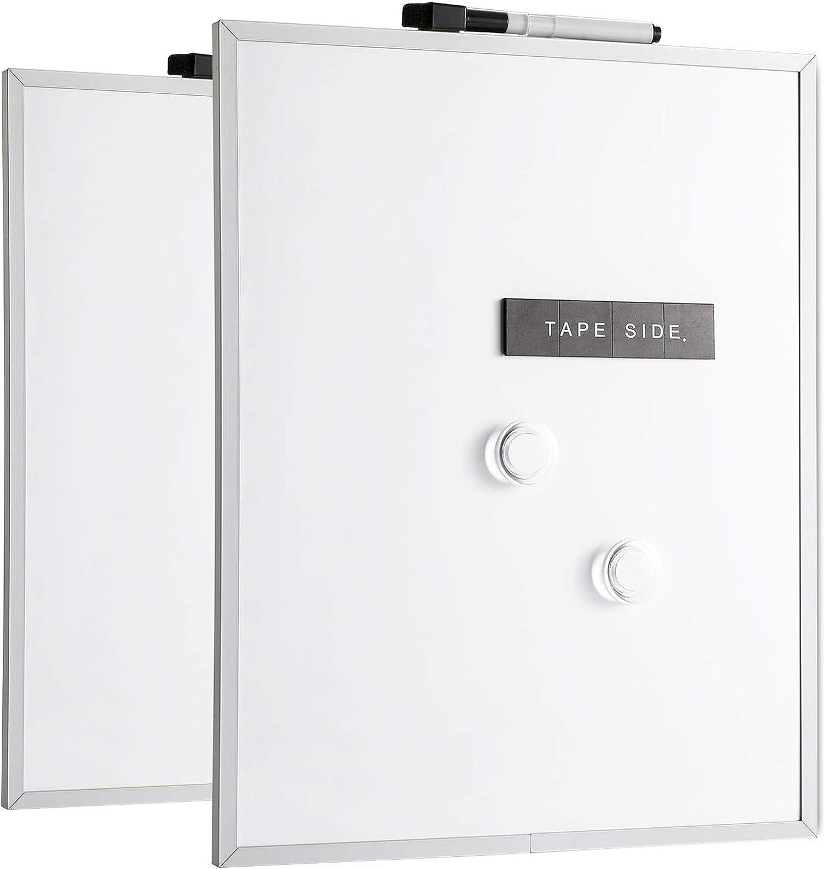 Deli Magnetic White Board 11