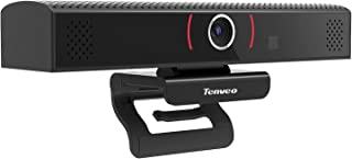 Tenveo 3-in-1 USB Webcam with Speaker and Microphone, 1080P Full HD PC/Laptop Camera for Skype/Zoom Conference and YouTube...