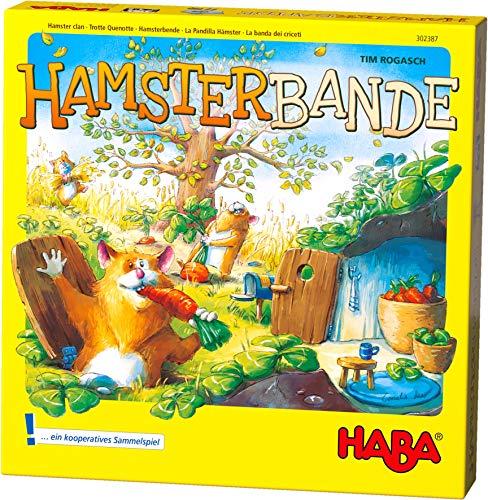 """HABA 302387\"""" Hamsterbande Spiel"""
