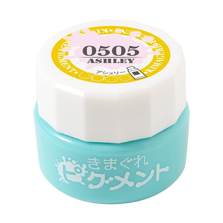 クリーク愛されし者剛性Bettygel きまぐれピグメント アシュリー QYJ-0505 4g UV/LED対応