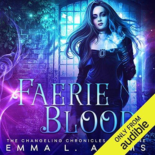 Faerie Blood audiobook cover art