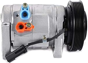 ac compressor for 2001 chrysler town and country