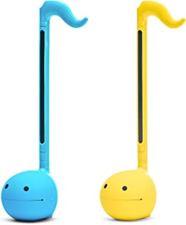 """$44 » Otamatone""""SPECIAL COLOR COLLECTION SET"""" [Blue + Yellow] Japanese Electronic Musical Instrument Portable Synthesizer from Japan by Cube/Maywa Denki [Japanese Edition]"""