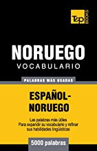 Vocabulario Español-Noruego - 5000 palabras más usadas