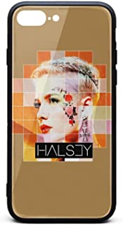 I-Phone7Plus/8Plus Case Ultra Slim Case Protective Case Protection Halsey-Without-me-Lyrics-Square- for i-Phone 7P/8P