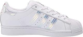 Kid's Unisex Superstar White/White/White 2.5