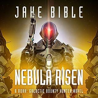 Nebula Risen audiobook cover art
