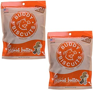 BUDDY BISCUITS Treats Peanut Butter