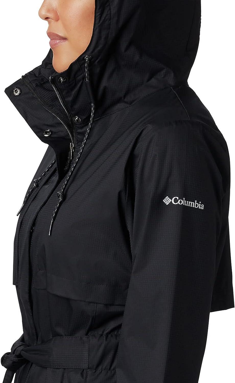 Columbia Women's Pardon My Trench Rain Jacket