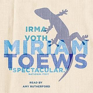Irma Voth cover art