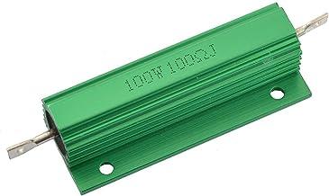 Gaoominy Aluminium Shell 100W Watt 100 Ohm Wirewound Power Resistor