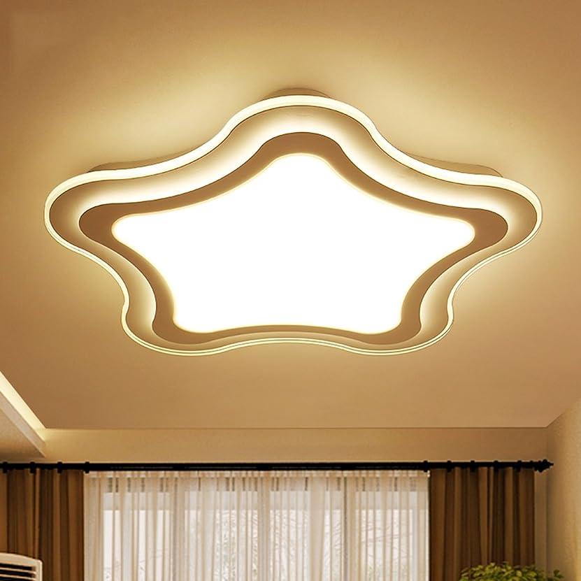 ナラーバー五十悲観主義者YSYYSH シーリングライトリビングルームライト暖かい寝室のライトLedス??タディランプ長い耐用年数と耐久性 寝室の装飾ライト (Size : 620*65mm)