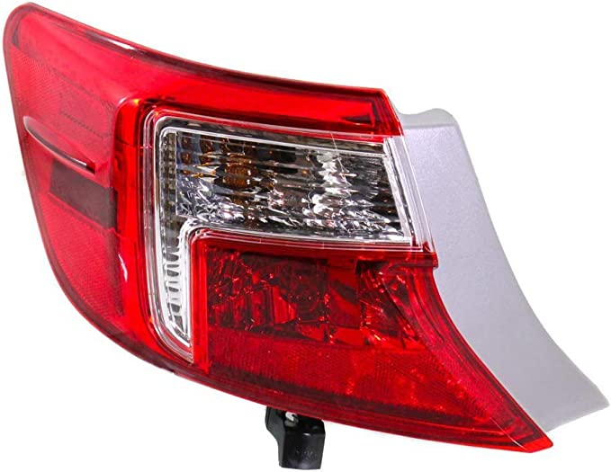 FO2800182 FO2801182 4L3Z13405AA 5l3Z13405AA 4L3Z13404AA 5L3Z13404CA Epic Lighting OE Fitment Replacement Rear Brake Tail Lights for 2004-2008 F-150 F-250 Left Driver /& Right Passenger Sides Pair