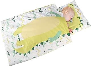 Beacon Pet Daycare NapMat Lightweight and Soft KidNappingMatswith Zipper for 0-3 Years Preschool Girls Boys Toddlers Kindergarten Kids SlumberBag (35