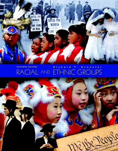 Racial and Ethnic Groups, 11th Edition
