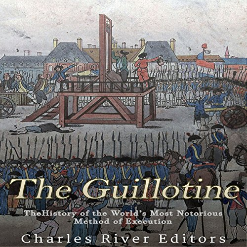 The Guillotine audiobook cover art