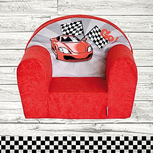 FORTISLINE Kindersessel Mini Racing Car W387_02