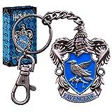 HARRY POTTER Oficial Hogwarts Ravenclaw Crest Diecast Metal Llavero - En Caja