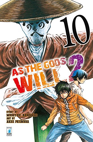 As the gods will 2 (Vol. 10)