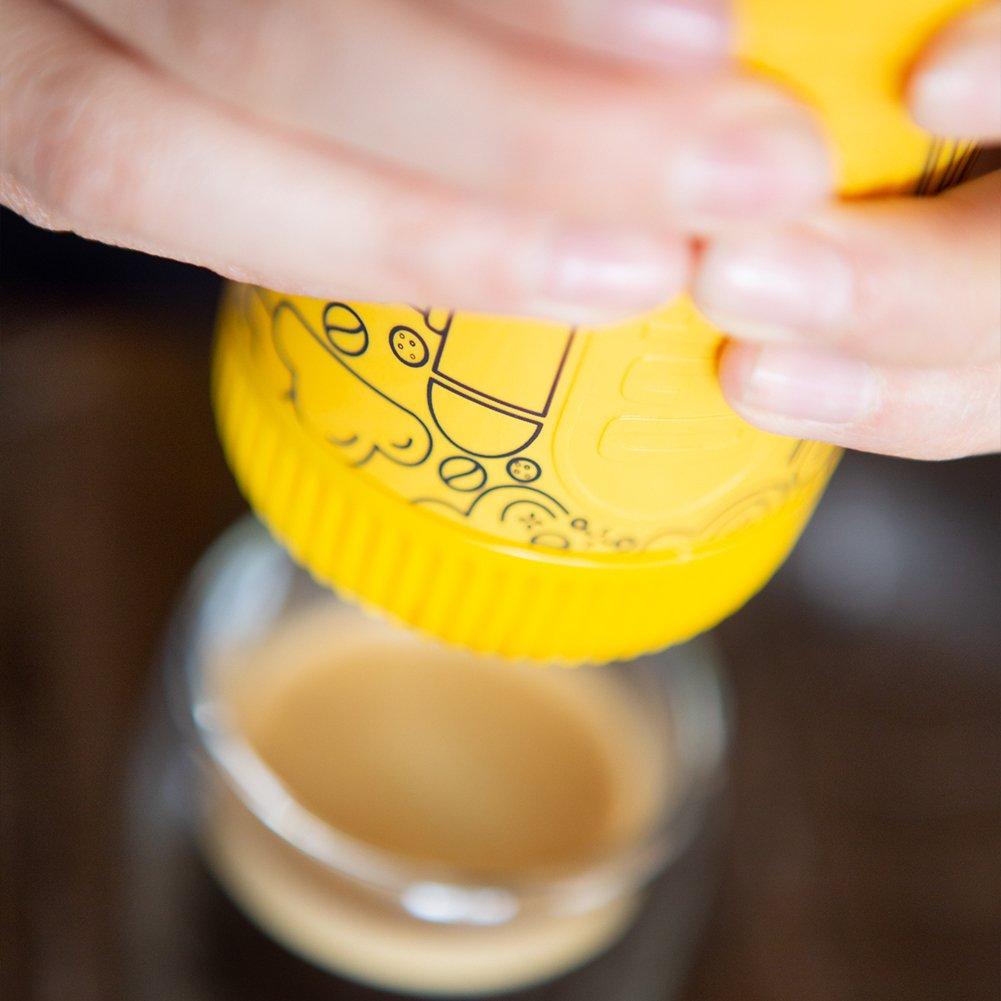 Wacaco Nanopresso Cafetera espresso portátil con funda protectora ...