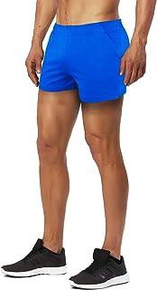 Hombres Deportes Al Aire Libre Corriendo Pantalones Cortos Rutina Be Ejercicio Aptitud Fondo con Bolsillos