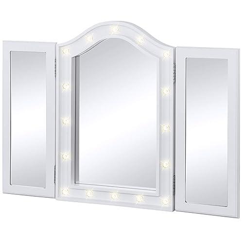 Lighted Vanity Table Amazon Com