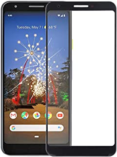 WTYD Mobile Phone Lens Glass Front Screen Outer Glass Lens for Compatible with Google Pixel 3a XL