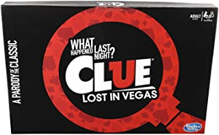 clue lost in vegas game