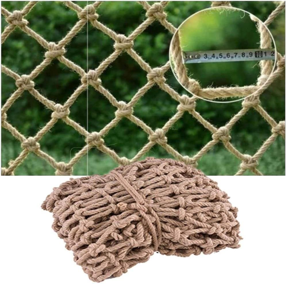 Climbing Rope Net Washington Mall Inventory cleanup selling sale for Playground Safety Raili Balcony Stair