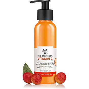 The Body Shop Vitamin C Glow Revealing Liquid Peel, 145ml