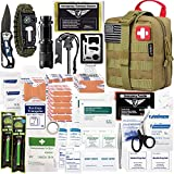 Best First Aid kits - EVERLIT 250 Pieces Survival First Aid Kit IFAK Review