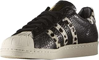Adidas Superstar 80s Animal, core black/chalk white/gold metallic