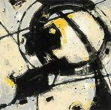 Feeling at home Lienzo-con-AMERICANO-BOX-Expresión-Abstract-III-Novak-Shirley-Abstracto-Fine-Art-impresión-sobre madera-marco-Cuadrado-20x20_in
