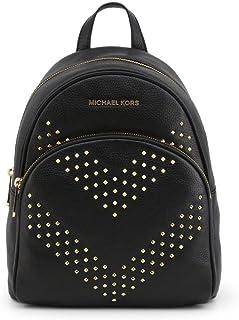 Michael Kors Women Black Rucksacks, Medium