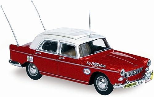 Norev - 474403 - Véhicule Miniature - Peugeot 404 Directeur de Course L'équipe - TDF 1968 - Echelle - 1 43e